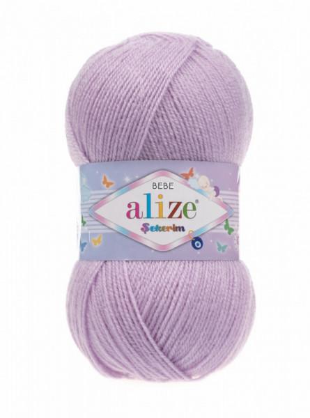 Șekerim Bebe 27 Lilac