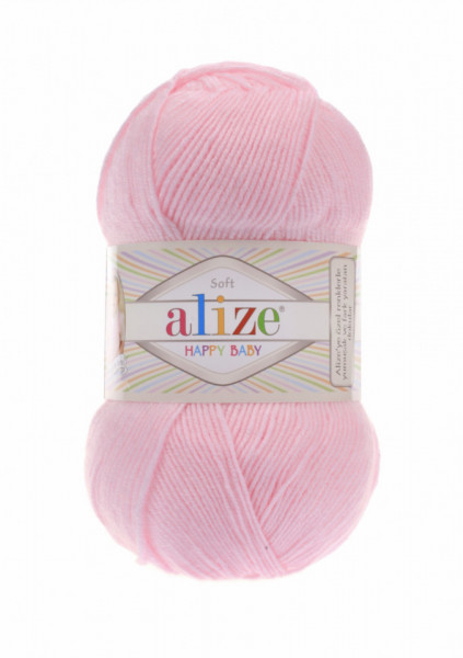 Alize Happy Baby 185 Powder Pink