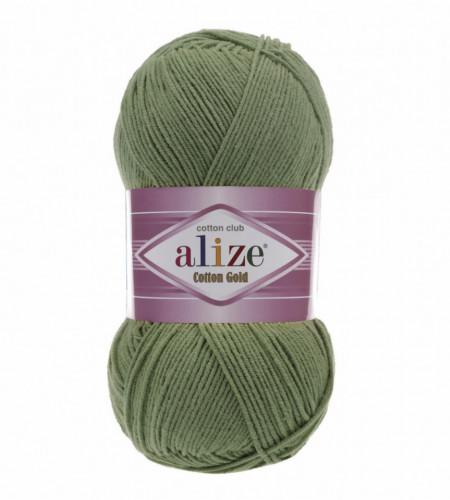 Cotton Gold 485 Green