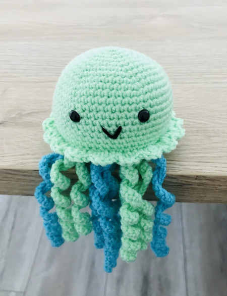 Meduza Ella - verde