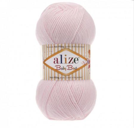 Alize Baby Best 184 Powder Pink