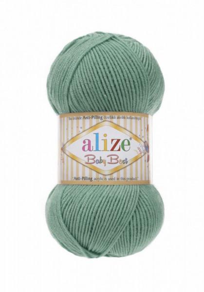 Alize Baby Best 463 Light Aqua