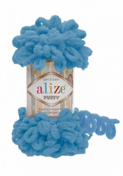 Alize Puffy Sochi Blue