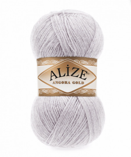 Angora Gold 71 Light Grey