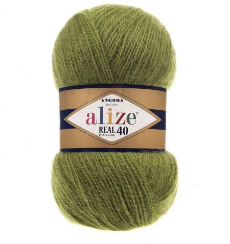 Angora Real 40 - 758 Olive