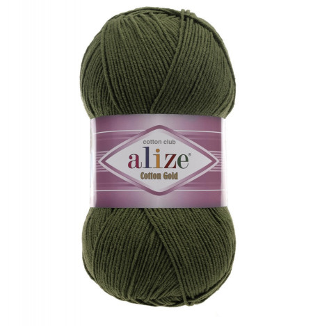 Cotton Gold 29 Forest Green