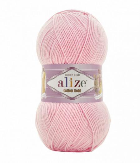 Cotton Gold 518 Balerina Pink