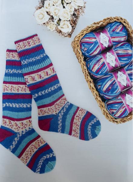 Superwash Comfort Socks 7654
