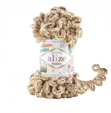 Alize Puffy 715 Cheetah