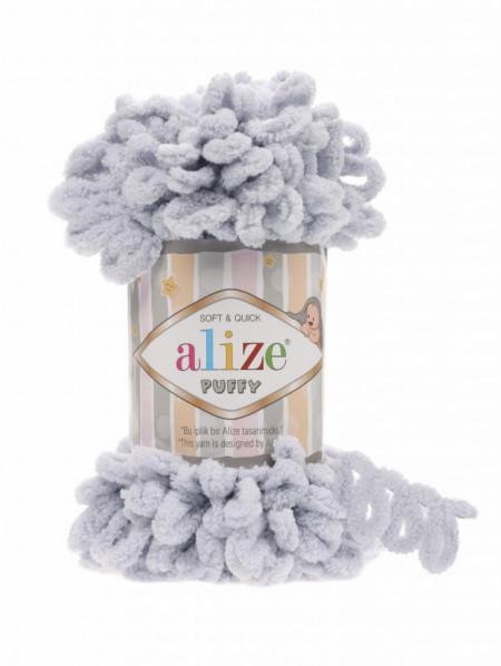 Alize Puffy Grey