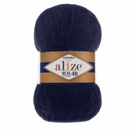 Angora Real 40 - Midnight Blue