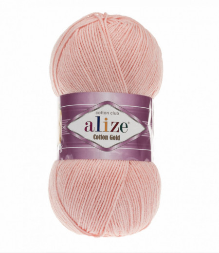 Cotton Gold 393 Powder Pink