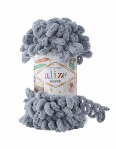 Alize Puffy Medium Grey