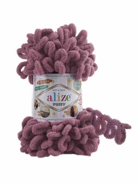 Allize Puffy Rose