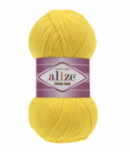 Cotton Gold 110 Yellow