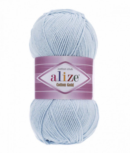 Cotton Gold 513 Crystal Blue