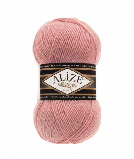 Superlana Klasik 144 Salmon Pink
