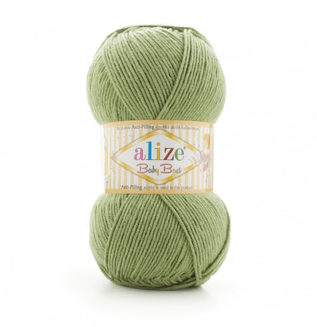 Alize Baby Best 485 Green