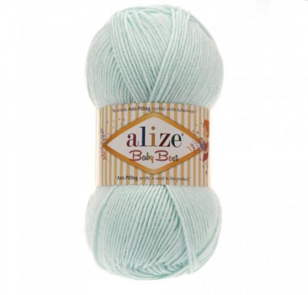 Alize Baby Best 514 Light Aqua