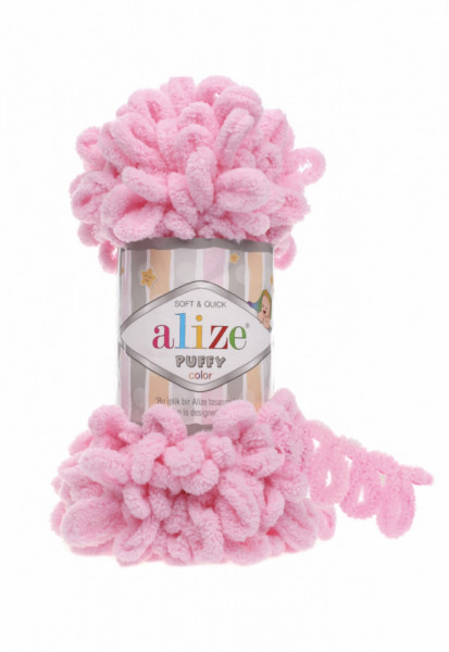 Alize Puffy Pink