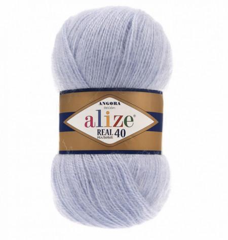 Angora Real 40 - Light Blue 51