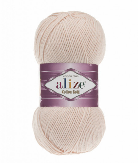 Cotton Gold 382 Nude