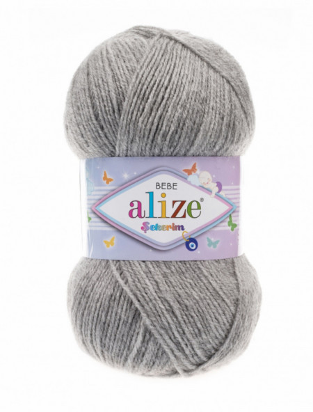 Șekerim Bebe 21 Grey Melange