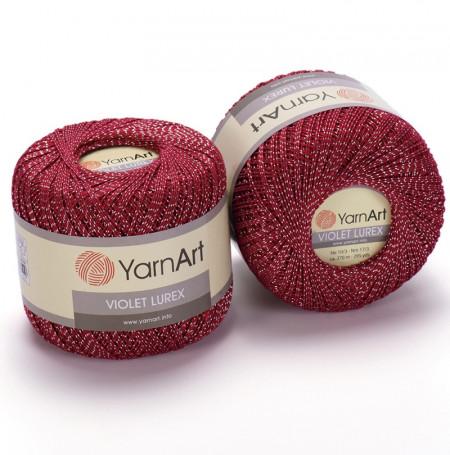Violet Lurex 15020