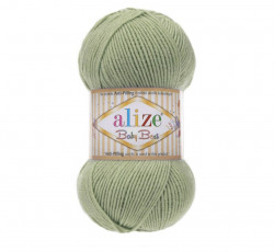 Alize Baby Best 138 Olive