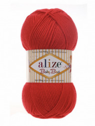 Alize Baby Best 56 Red