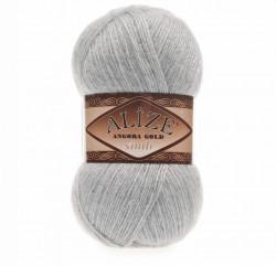 Angora Gold Simli 21 Grey