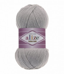 Cotton Gold 21 Grey Melange
