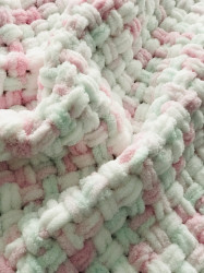 Păturica Soft Mint