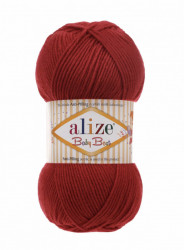 Alize Baby Best 106 Crimson