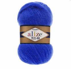 Angora Real 40 - Royal Blue 141