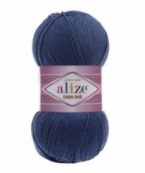 Cotton Gold 279 Midnight Blue