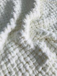 Păturica Light Cream