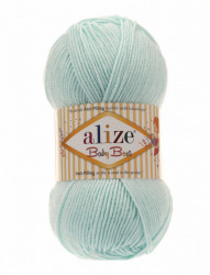 Alize Baby Best 19 Water Green