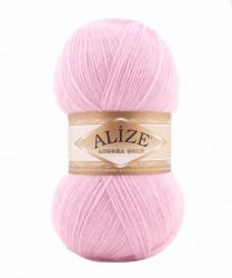 Angora Gold 185 Powder Pink