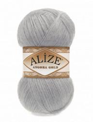 Angora Gold 21 Grey