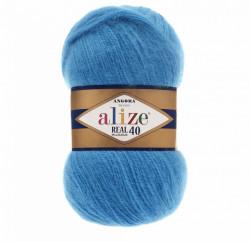 Angora Real 40 - Turquoise 245