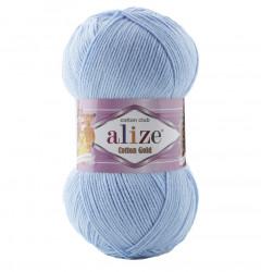 Cotton Gold 728 Powder Blue