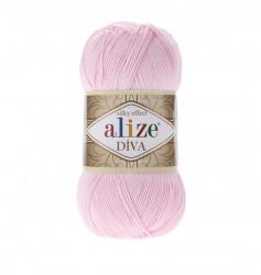 Diva 185 Pastel Pink