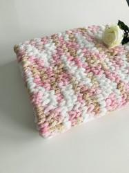 Păturica Soft Rosa