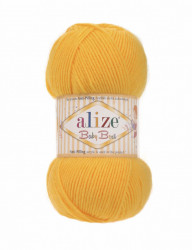 Alize Baby Best 216 Dark Yellow