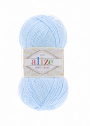 Alize Happy Baby 183 Light Blue