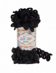 Alize Puffy Black