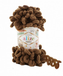 Alize Puffy Coffee Mocha