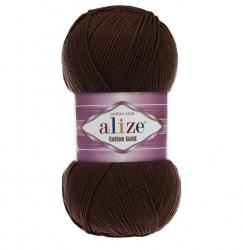Cotton Gold 26 Brown