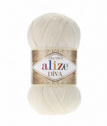 Diva 62 Light Cream